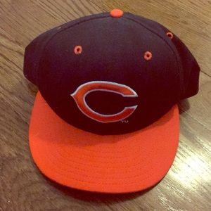 Vintage Chicago Bears fitted cap